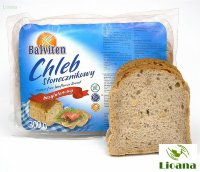 Безглютеновый хлеб SUNFLOWER BREAD
